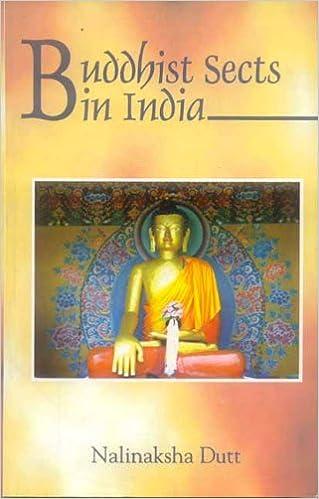 Dutt Buddhist Sects cover art