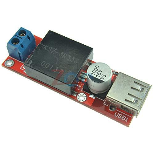 KIS3R33S 7v-24v to 5v//3A DC Step-down power supply module USB Buck NEW Module