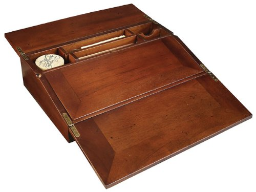 Campaign Lap Desk & Writing Set by Authentic Models