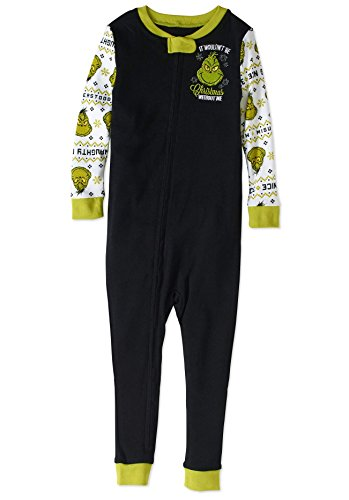 Buddy The Elf Outfit - The Grinch Christmas Holiday Pajamas Baby
