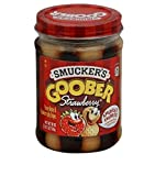 Smucker's Goober Strawberry (18 oz Jars) 2 Pack