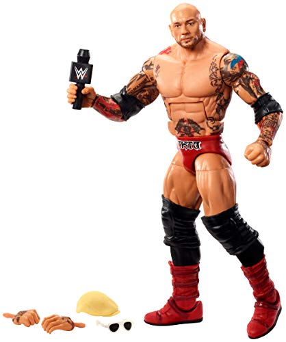 WWE Batista Elite Collection Action Figure (Wwe Toys Elites)