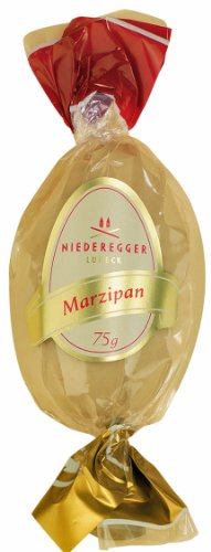 Niederegger Natural Colored Easter Egg - 75g/2.67 Oz