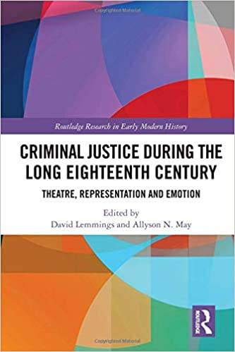 criminal justice history journal