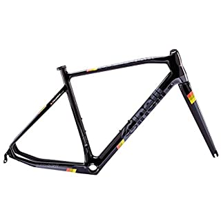 Cinelli Superstar Bicycle Frameset - Grey MED (B06XCH6DSC) | Amazon Products