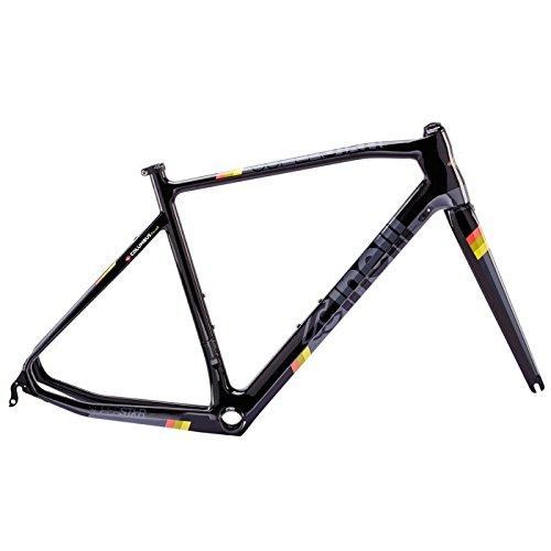 Monocoque Seatpost - Cinelli Superstar Bicycle Frameset - Grey MED