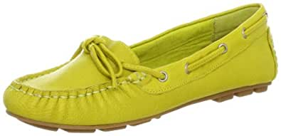 Lucky Women's Darice Moccasin,Citrus,5 M US