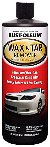 (Rust-Oleum Automotive 251475 32-Ounce Wax and Tar Remover Quart(Limited edition) )