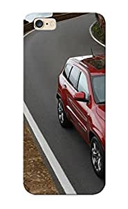 Crooningrose Hot Tpye Jeep Grand Cherokee Srt8 Case Cover For Iphone 6 Plus For Christmas Day's Gifts
