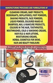 Vanishing Formula (Formulations and Manufacturing Processes of Vanishing all Purpose and Foundation Creams..:Complete Formulae Book on Cosmetic Products)