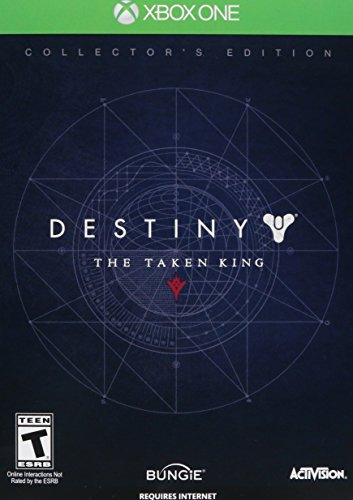 Destiny the Taken King Collector's Edition - Xbox One