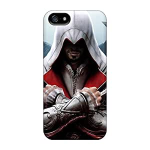 Durable Cases For The Iphone 5/5s- Eco-friendly Retail Packaging(assassins Creed Bro)