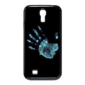 fringe tv series handprint Samsung Galaxy S4 9500 Cell Phone Case Black Customized Gift pxr006_5269986