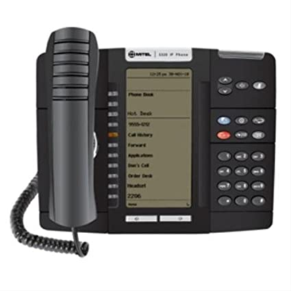 Amazon.com : Mitel 5320 IP Phone : Voip Telephones : Electronics