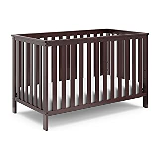 Storkcraft Rosland 3-in-1 Convertible Crib, Espresso (B01EP7LYWG) | Amazon price tracker / tracking, Amazon price history charts, Amazon price watches, Amazon price drop alerts