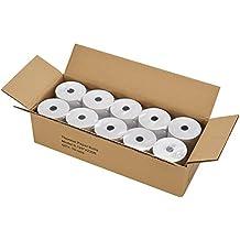 """SJPACK Thermal Paper 3-1/8"""" x 230' Pos Receipt Paper, 10 Rolls Cash Register Roll"""