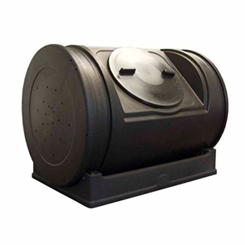 Compost 7 cubic Wizard Jr., Black