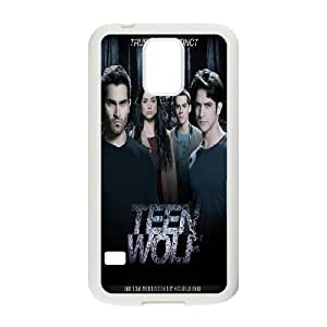 FOR Samsung Galaxy S5 -(DXJ PHONE CASE)-TV Show Teen Wolf-PATTERN 20