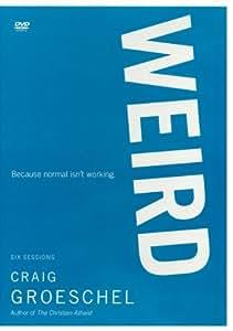 WEIRD DVD: Because Normal Isn't Working