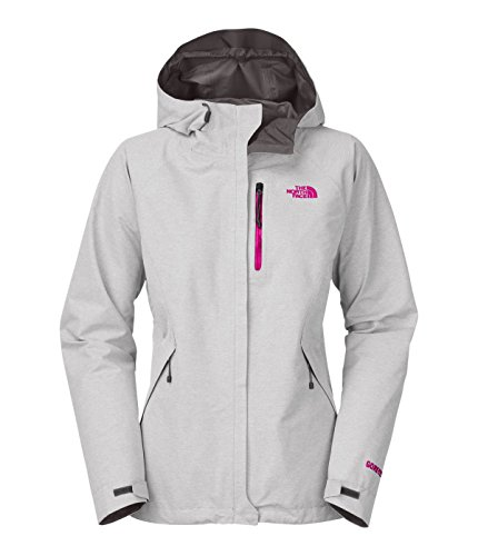 The North Face Dryzzle Jacket Women's High Rise Grey Heather XL