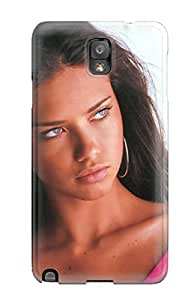 Snap-on Adriana Lima Case Cover Skin Compatible With Galaxy Note 3