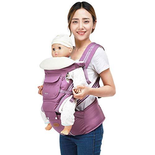 ebbfd40e8ef Sac porte-bébé ergonomique le meilleur prix dans Amazon SaveMoney.es