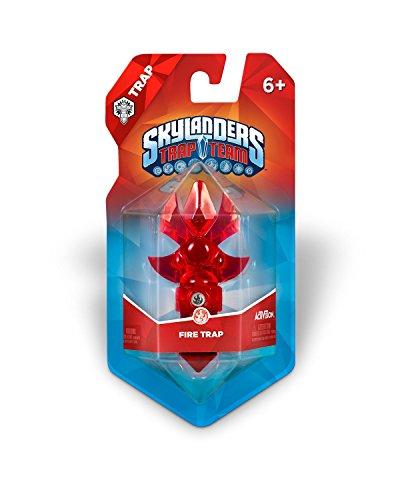 Skylanders Trap Team: Fire Element Trap Pack