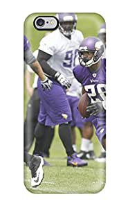 ElizabethBruns Case Cover For Iphone 6 Plus - Retailer Packaging Adrian Peterson Football Protective Case