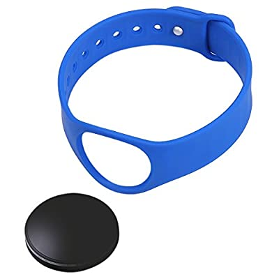 Bluetooth 4.0 Smart Bracelet Sport Watch Water-resistant with SMS Reminder Sleep Fitness Tracker Calorie