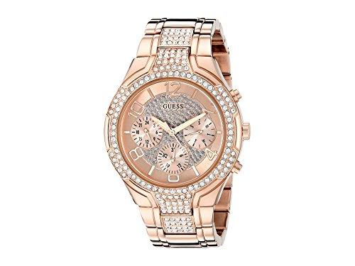 GUESS Women's U0628L4 Rose Gold Watch (Guess Watch Women Rose Gold)