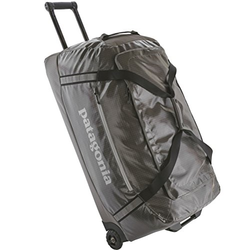 Patagonia Black Hole Wheeled Duffel Bag 120L Hex Grey