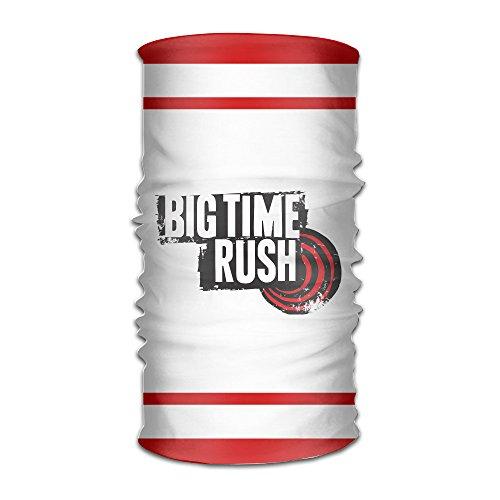Big Time Rush Logo Outdoor Sport Running Riding Skiing - Finch Dvd Jennie