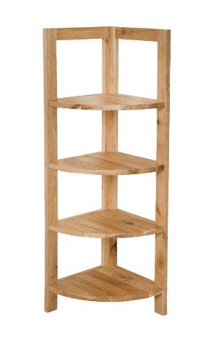 Groovy Natural Wood Corner Shelf Unit Download Free Architecture Designs Itiscsunscenecom