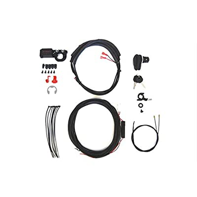 Pop & Lock PL9555 Keyless Remote Entry Kit (with handle): Automotive [5Bkhe2012130]