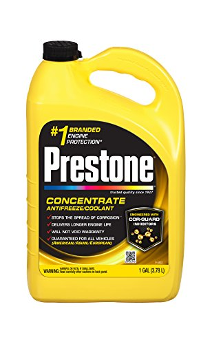 Prestone AF2000 Extended Life Antifreeze - 1 Gallon - Chevrolet Silverado 1500 Air