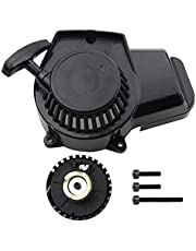 GOOFIT Pull Starter Replacement for 2-Stroke 43cc 47cc 49cc Pocket Bike for Earlier Model Than 2015