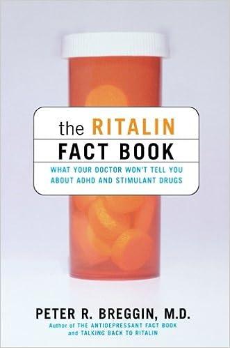 The Ritalin Fact Book