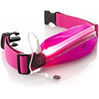 Sport2People Running Belt USA Patented - Fanny Pack...