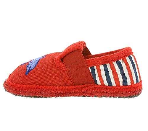 Zapatos grises Haflinger infantiles rRp7leV