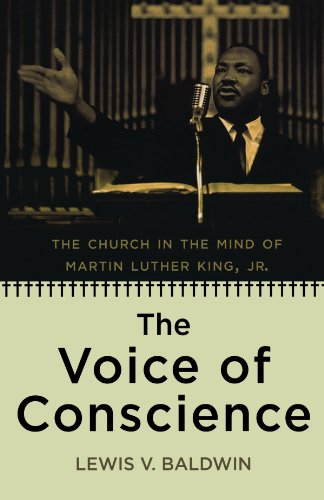 The Voice of Conscience: The Church in the Mind of Martin Luther King, Jr. by Oxford University Press