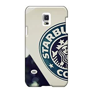 Best Hard Phone Cases For Samsung Galaxy S5 Mini (ash22007lPwm) Unique Design Trendy Starbucks Coffee Ii Series