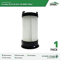 Eureka DCF-4 DCF-18 HEPA Filter By ZVac
