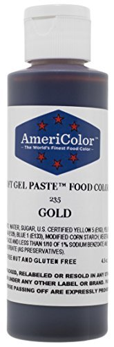 Americolor Soft Paste Color 4 5 Ounce product image