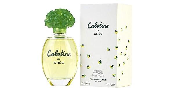 Amazon.com : Cabotine By Parfums Gres For Women Edt Spray 3.4 oz : Eau De Toilettes : Beauty