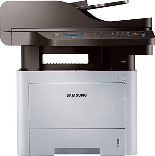 Samsung ProXpress SL-M3870FW Wireless Black-and-White All-In-One Printer SS378E#BGJ