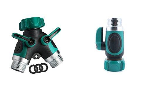 Agile shop Splitter Connector Straight Faucet