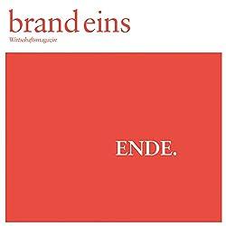 Ein Leben (brand eins audio: Ende)