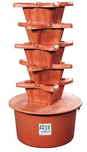 terra cotta strawberry pot - 8