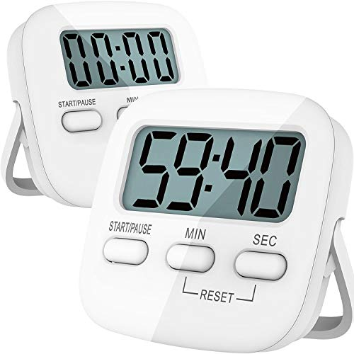 Kitchen Timer 2 Pack