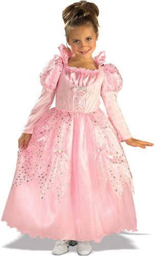 [Child's Fairy Tale Pink Princess Costume, Large] (Prince And Princess Costumes)